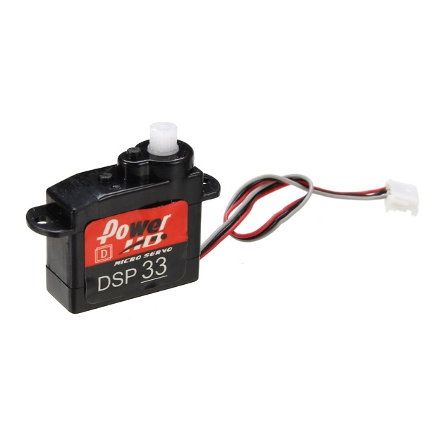 Power HD-DSP33 3.3g 0.35KG Mini Servo Digital Steering Engine RC Car Spare Part