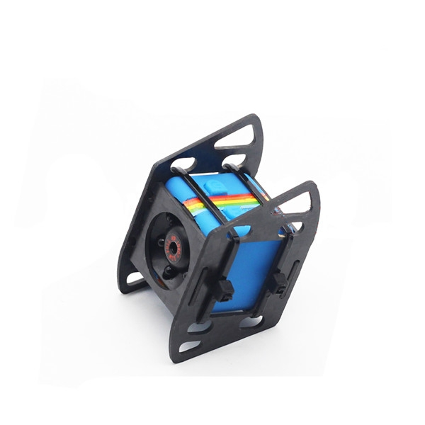 20 30 Degree Adjustable Carbon Fiber Camera Mounting Base for SQ11 Mini HD Camera