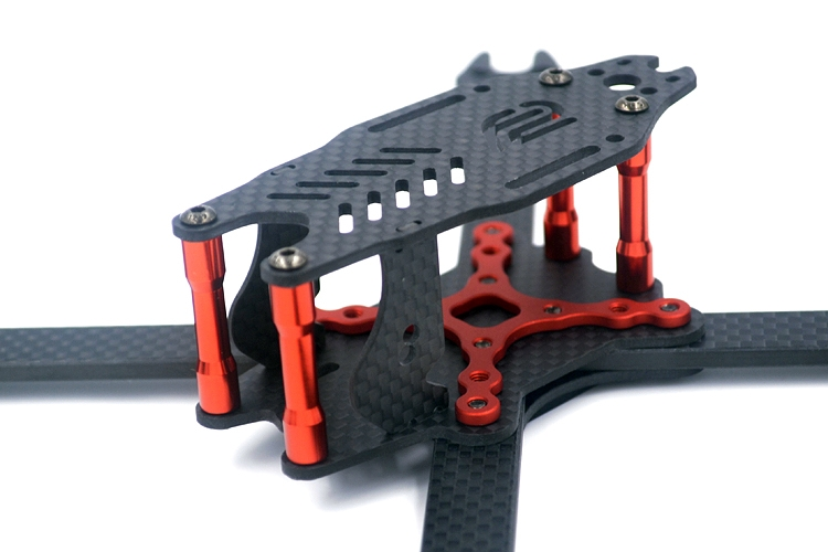 F2 Mito210 210mm FPV Racing RC Drone Freestyle True X Frame Kit Carbon Fiber 4mm Arm