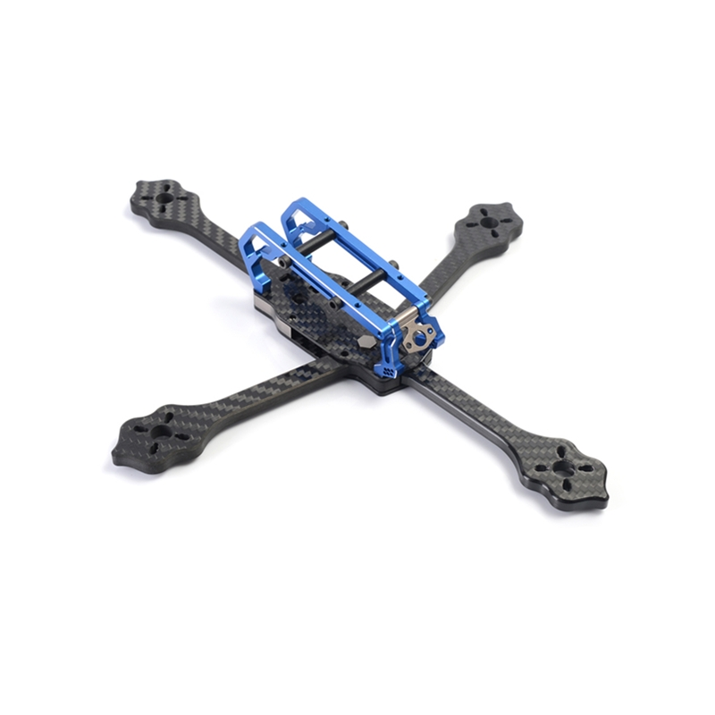 Diatone 2018 GT-M200 187mm/230mm Normal Plus FPV Racing RC Drone Frame Kit 6mm Arm Supports 5 Inch Prop