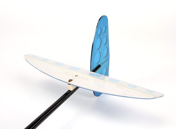 Upgraded Mini DLG 950mm / 980mm Wingspan No-power Hand-launched Glider KIT With Servos