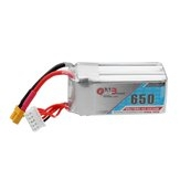 Gaoneng GNB 14.8V 650mAh 80C/160C 4S XT30 Plug Lipo Battery for RC Drone