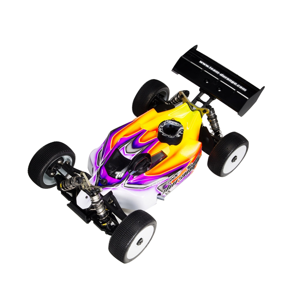 DNX8 1/8 2.4G 4WD KIT Drift RC Car Without Electric Parts
