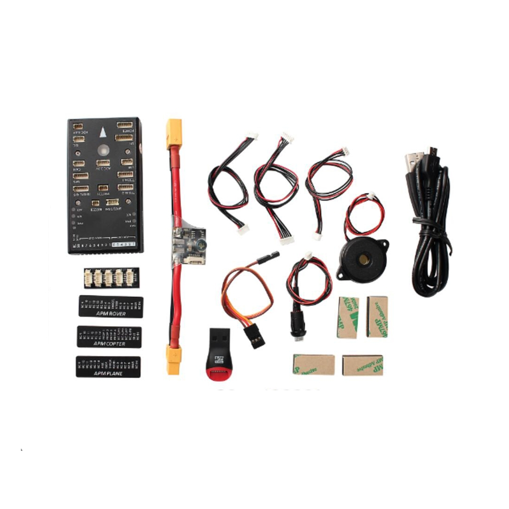 Holybro Pix32 Pixhawk PX4 2.4.6 Flight Controller & Buzzer & Power Module with XT60 Set
