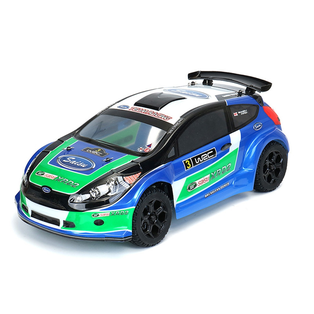 SST Racing 1/10 2.4G 4WD Drift High Speed 120km/h Off-Road Model RC Car