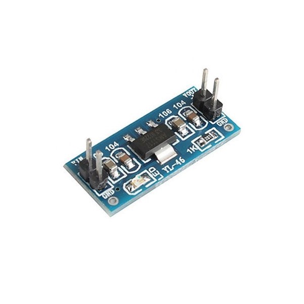 4.5V-7V to 3.3V DC-DC 800mA BEC UBEC AMS1117 Power Supply Regulator Sensor Step Down Module