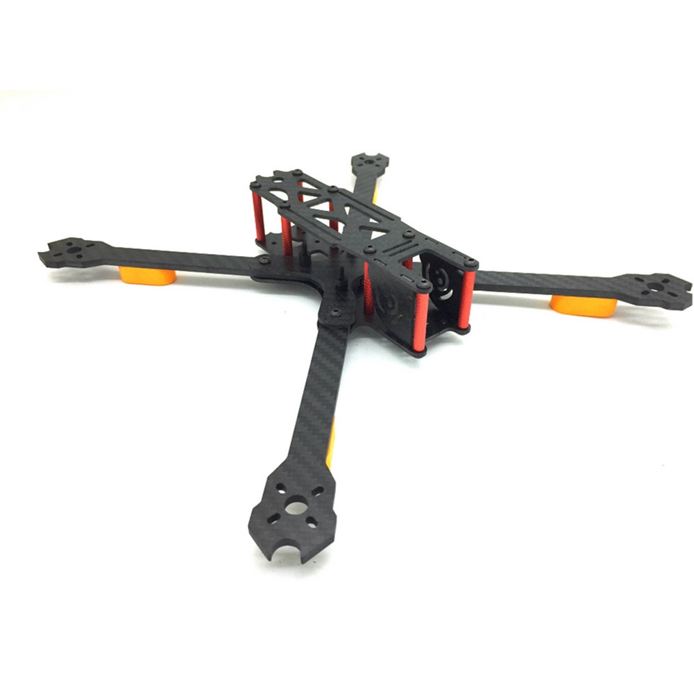 Uranus'7 295mm Wheelbase 7 Inch Carbon Fiber Frame Kit 4mm Arm for RC Drone FPV Racing