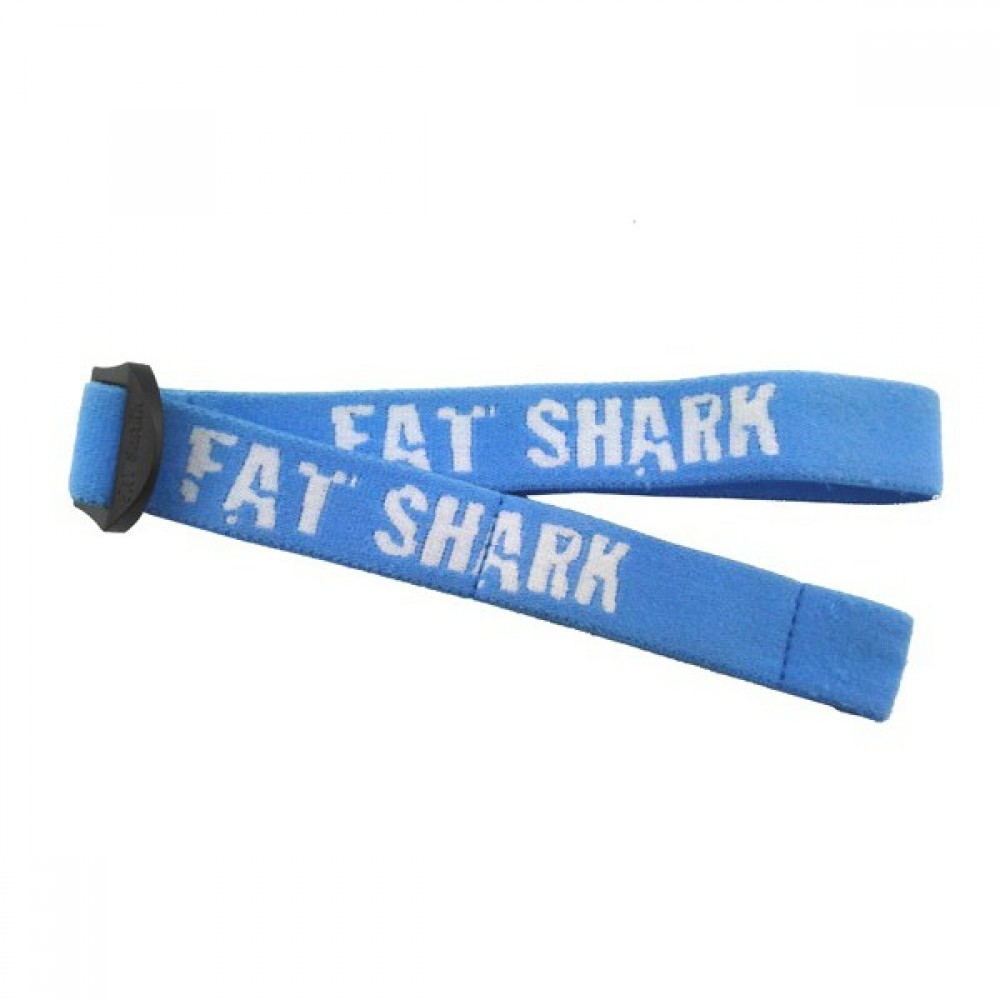 Fatshark FPV Goggles Head Strap Replacement Blue Grey for RC Drone