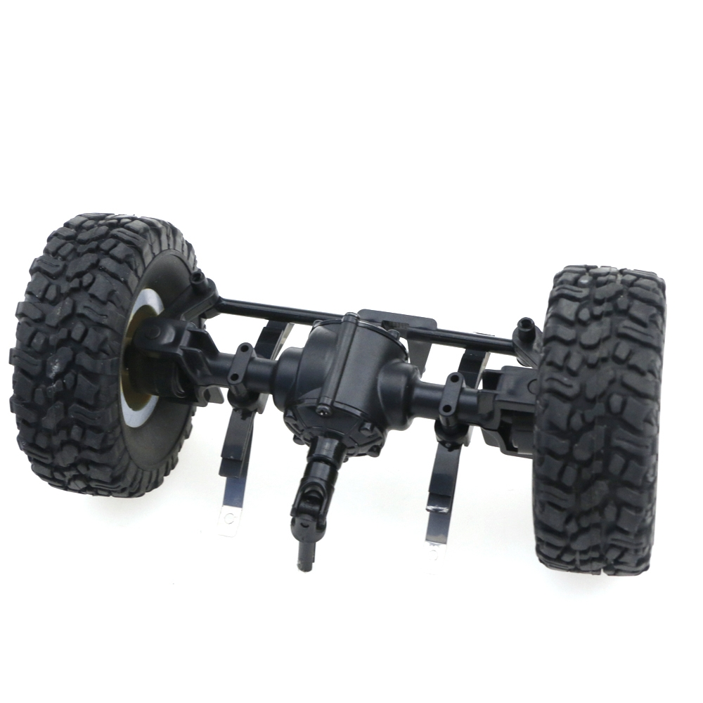 JJRC Front Bridge Axle For Q60 Q61 1/16 2.4G Off-Road Military Trunk Crawler RC Car