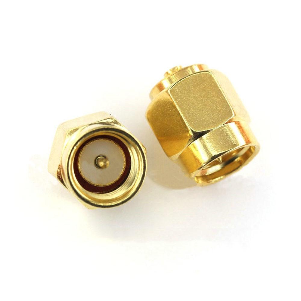 RF Coaxial Connector First Second Generation IPX Male to SMA Male Connector For FPV RC Drone