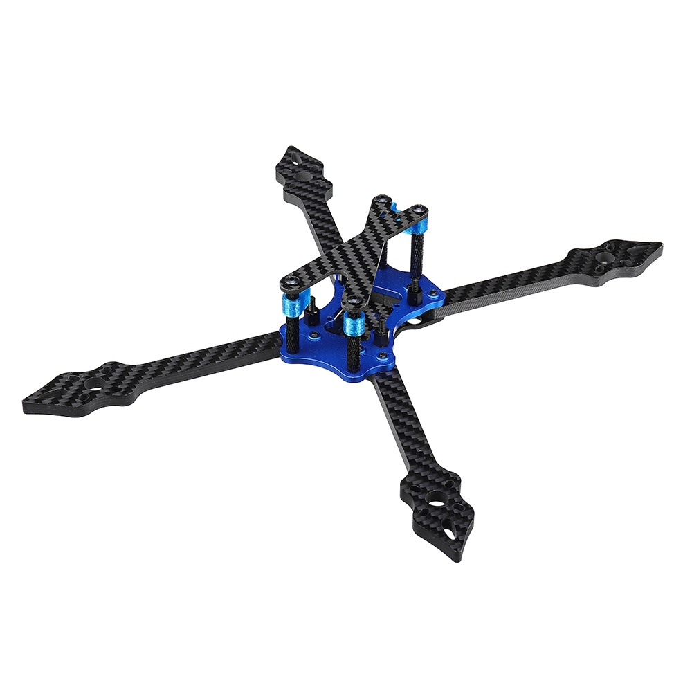 URUAV Lemur 220mm FPV Racing Frame Kit 5mm Arm Support RunCam Micro Swift Foxxer Arrow Micro Camera