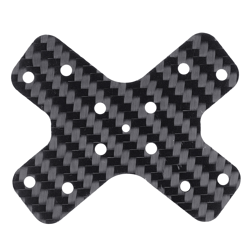 Eachine Wizard X220HV FPV Racing Frame Spare Part X Plate 1.5mm Carbon Fiber