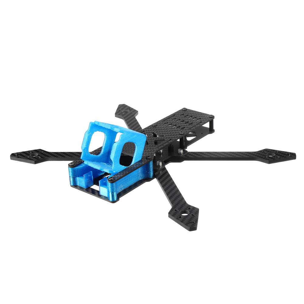 URUAV Nemesis 255mm 5 inch Frame Kit 20x20mm 30.5x30.5mm Double Hole Position for FPV Racing Drone