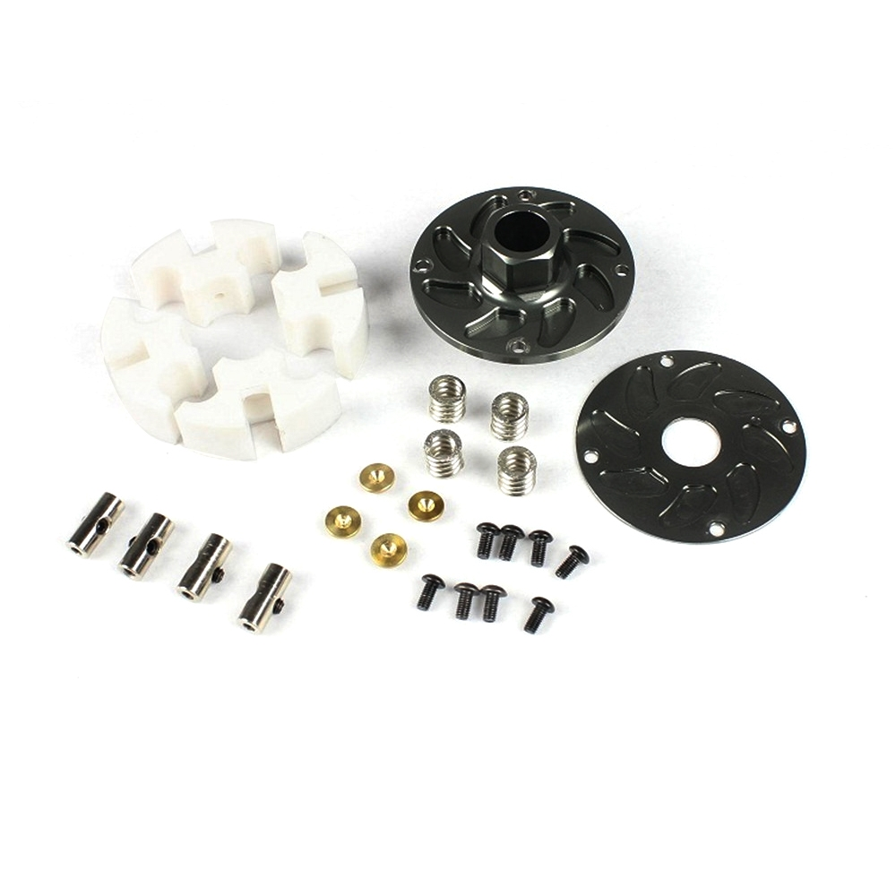 Rovan 95183 CNC Four Plasm Clutch Assembly for 1/5 Baja Rc Car Engine Spare Parts