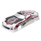 1/10 Scale Rc On-Road Drift Car Body Painted PVC Shell for Mazada Rx7 Vehicle