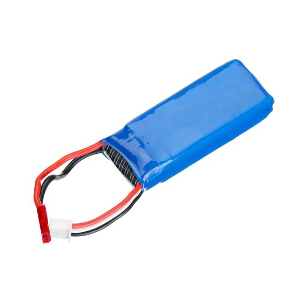 XK 7.4V 2S 500mAh 20C LiPo Battery Spare Part For XK X420 420mm 3D6G VTOL FPV RC Airplane