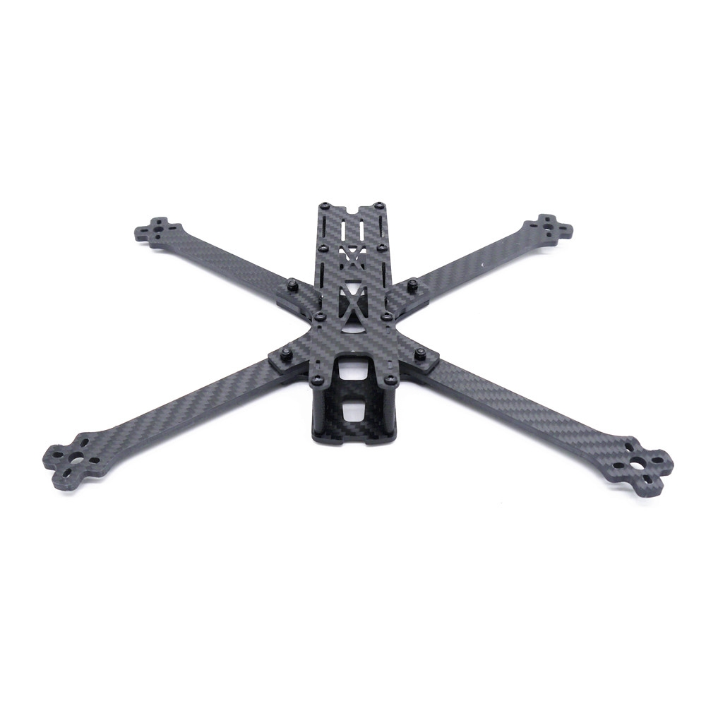 Sonic 7 300mm Wheelbase 4mm Arm Carbon Fiber 7 Inch Frame Kit for RC Drone FPV Racing