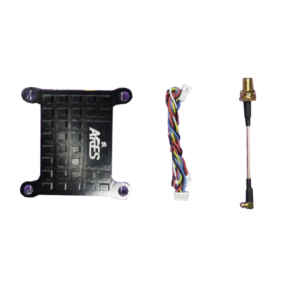 FXT FX892T ARES 5.8G 37CH 25/200/600/10000mW Adjustable FPV Transmitter Support Smart Audio/PIT Mode MMCX for FPV Racing RC Drone