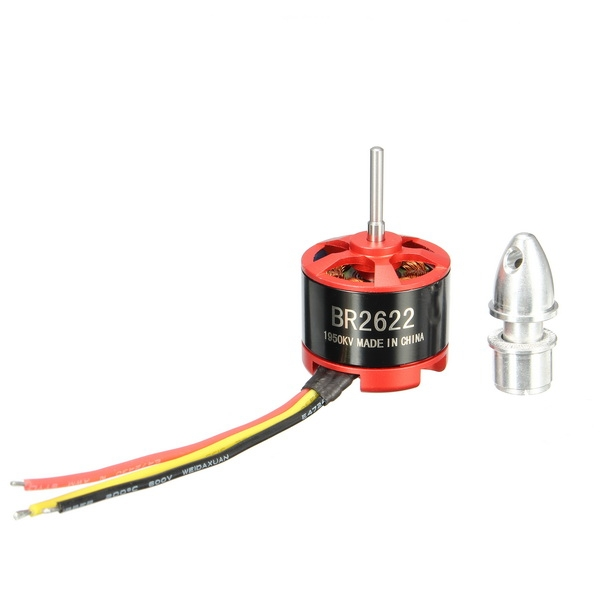 Racerstar BR2622 1950KV 2-3S Brushless Motor For RC Models