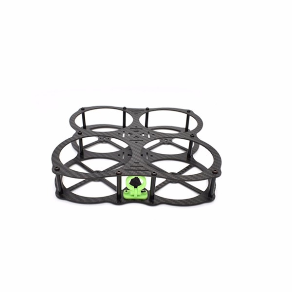 Realacc MM130-O 130mm Wheelbase Carbon Fiber Frame Kit for FPV Racing