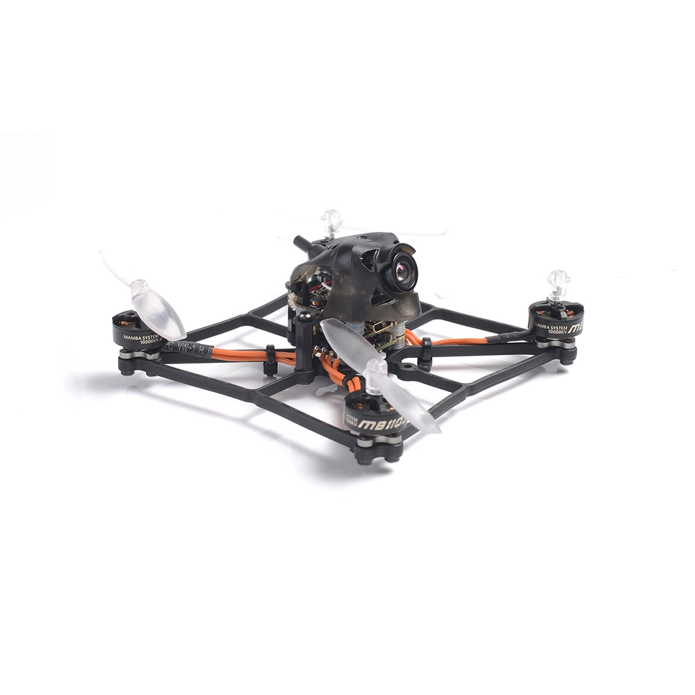 Diatone GTB229 105mm 2.5Inch 2S 8500KV/1000KV KababFPV Joint Design PNP FPV Racing RC Drone - Photo: 1