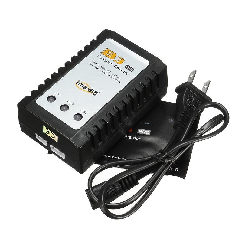 IMaxRC IMax B3 Pro 1.5A Balance Compact Charger for 2S 3S Lipo Battery