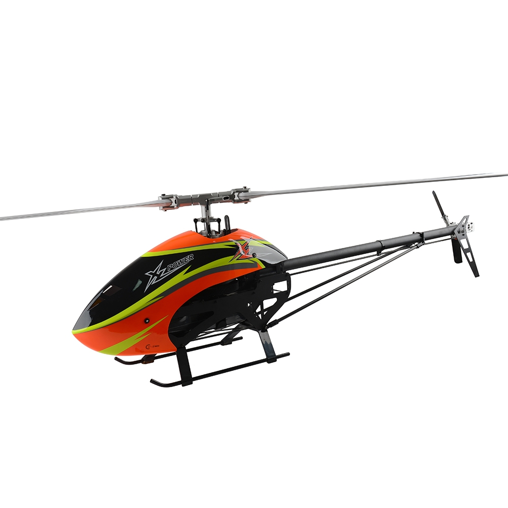 XLPower Specter700 XL700 6CH 3D Flying RC Helicopter Kit Without Main Tail Blade