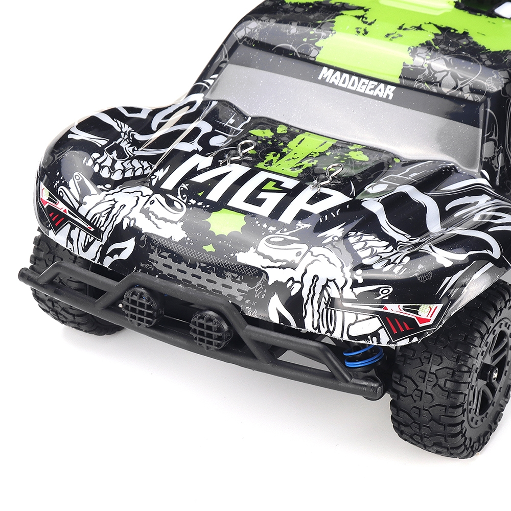 Grazer Toys 12005 1/18 2.4G 4WD 40km/h RC Car The Hammer Full Proportional Control Vehicle RTR Model