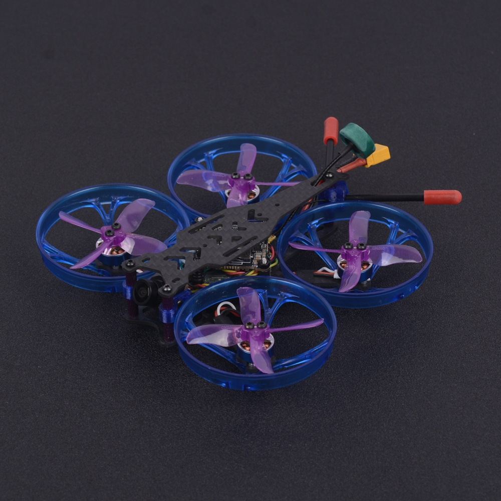 Skystars Cinestars 95HD 95mm F4 OSD 2-3S Cinewhoop FPV Racing Drone PNP BNF w/ Caddx Turtle V2 Camera