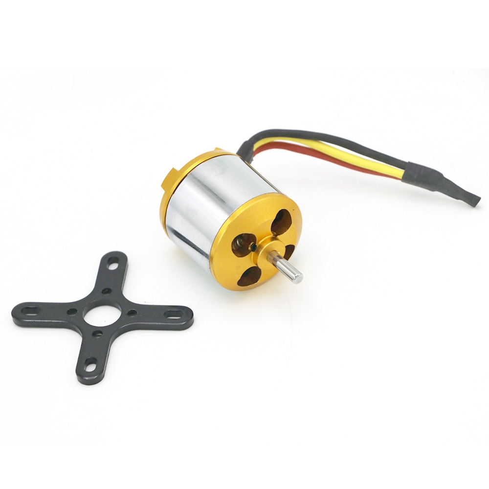 SS Series A2820 1000KV 1200KV 1650KV Outrunner Brushless Motor For RC Airplane Quadcopter Hexrcopter