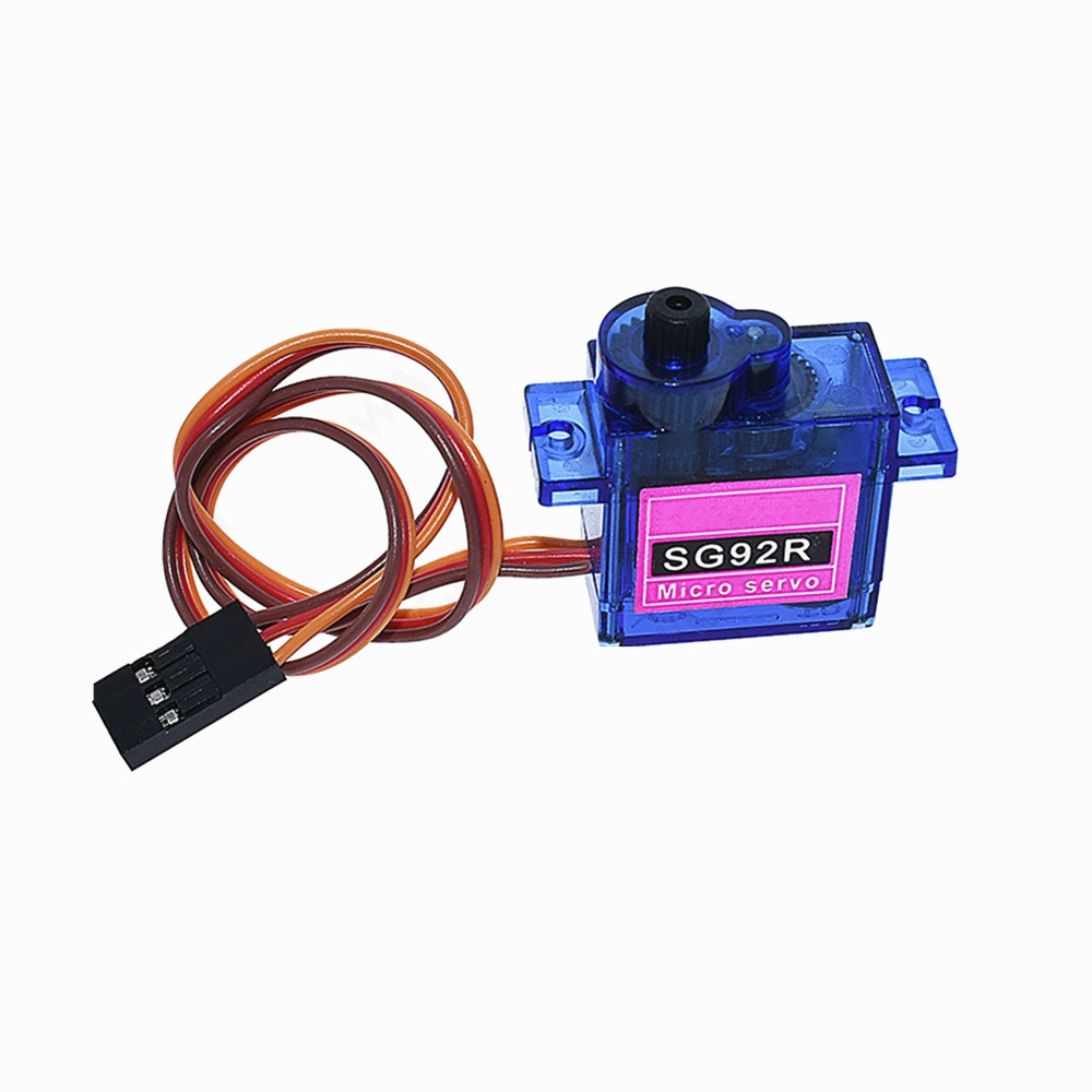SG92R 9g 4.8-6V Micro Analog Servo for RC Airplane RC Models
