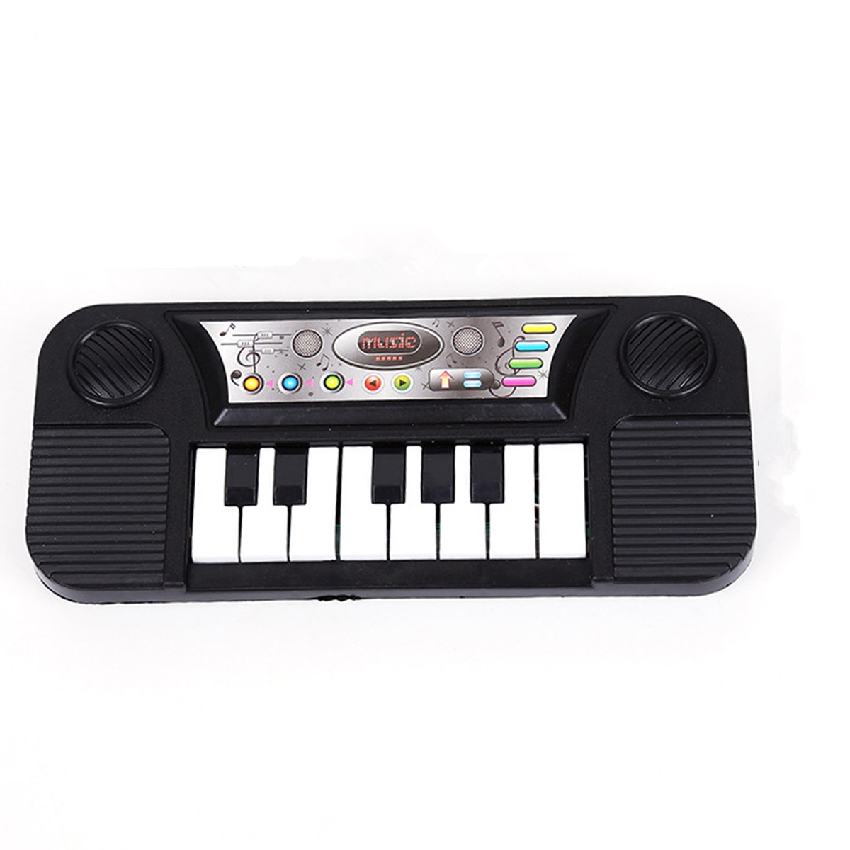 8 Keys Mini Piano Toy Keyboard Musical Instrument for Children Music Enlightenment