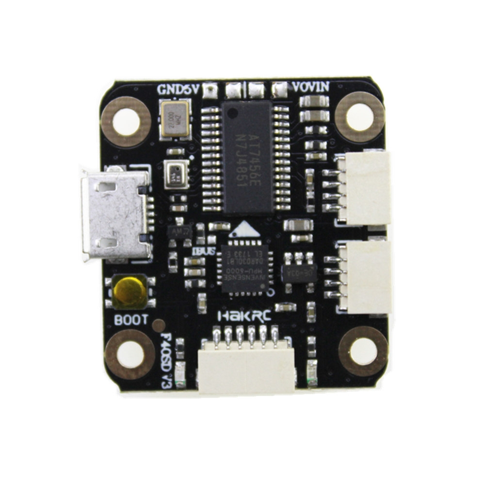 Reptile CLOUD-149 / 149 HD Spare Part 20x20mm F4 OSD 2-4S Flight Controller Integrated with BEC for RC Drone FPV Racing