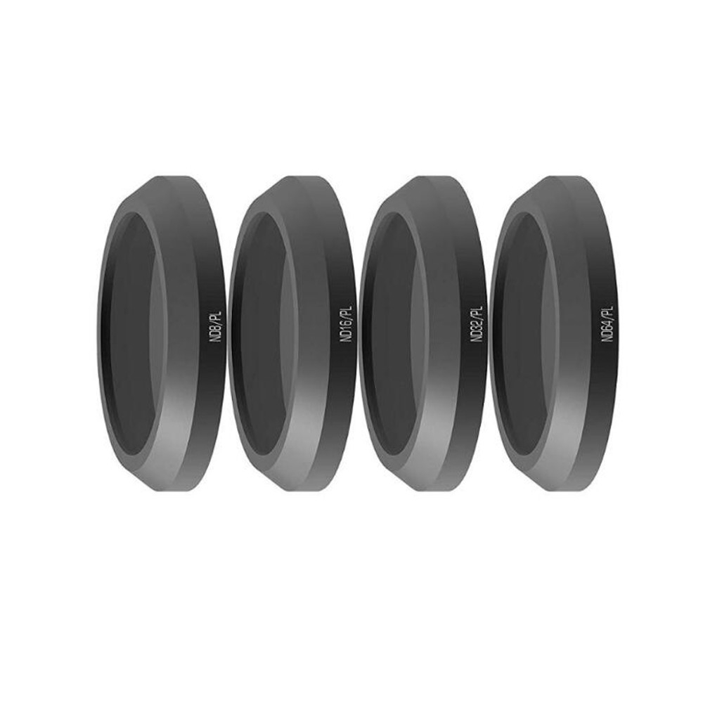 Freewell Camera Lens Filter Combo ND8-PL ND16-PL ND32-PL ND64-PL Set for Parrot Anafi RC Drone