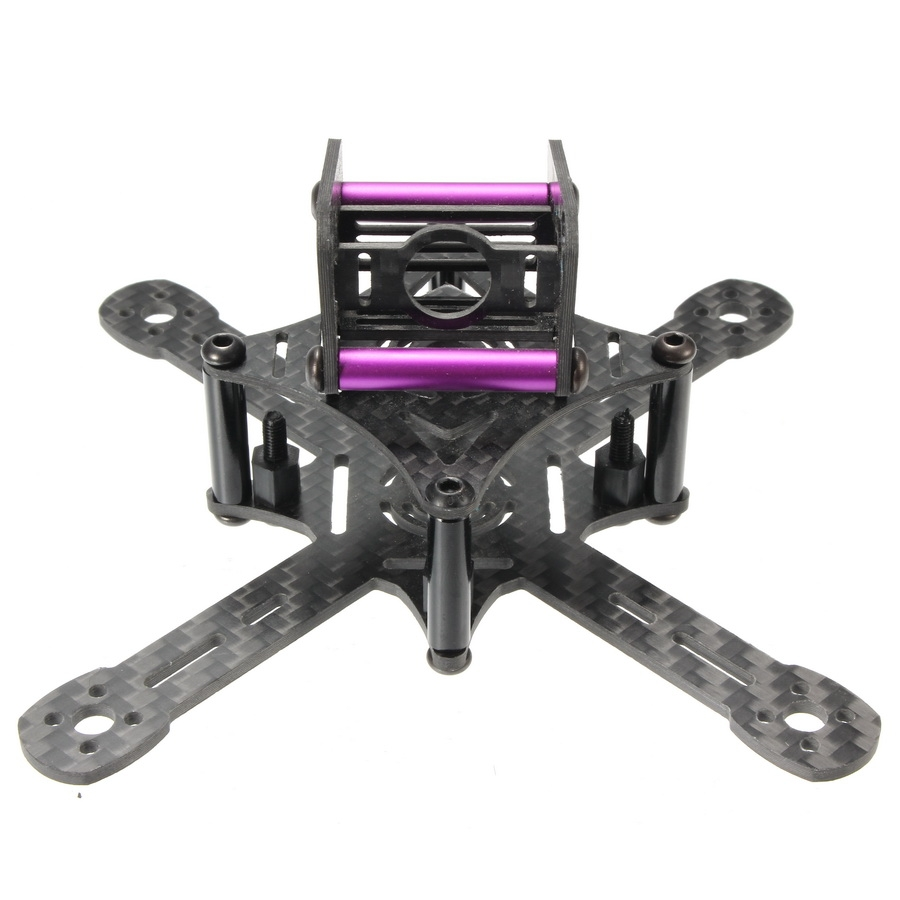 Realacc List-T 114 110mm 3 Inch Carbon Fiber FPV Racing Frame