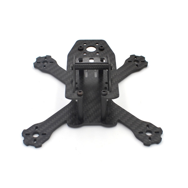 Realacc QQX-130 130mm Carbon Fiber Frame Kit with PDB for Multirotor