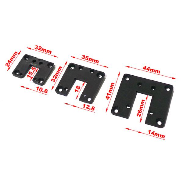 25g 40g 65g Landing Gear Part Electronic Retractable Panel for RC Model