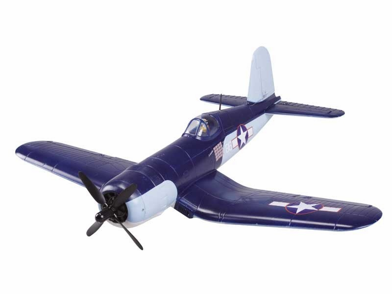 F4U F4U-1A Corsair 680mm Wingspan EPS Warbird RC Airplane