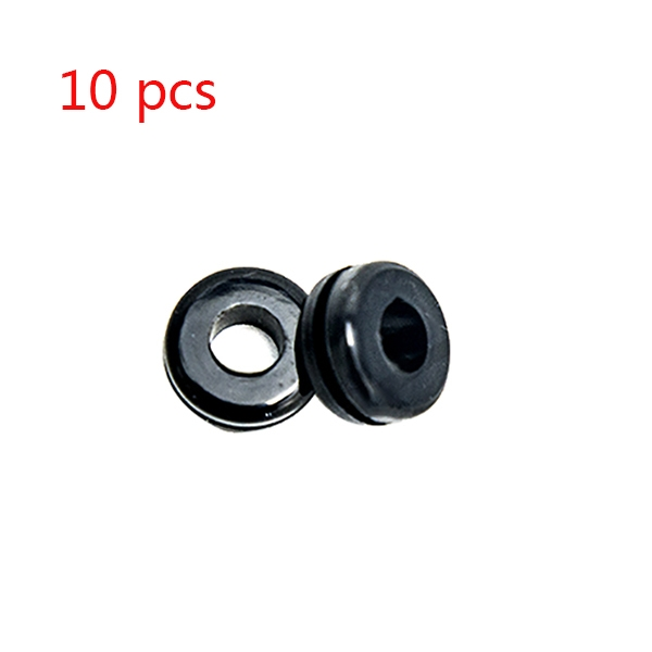 10pcs Anti-short Circuit Insulation Ring Power Cord Protection Loop