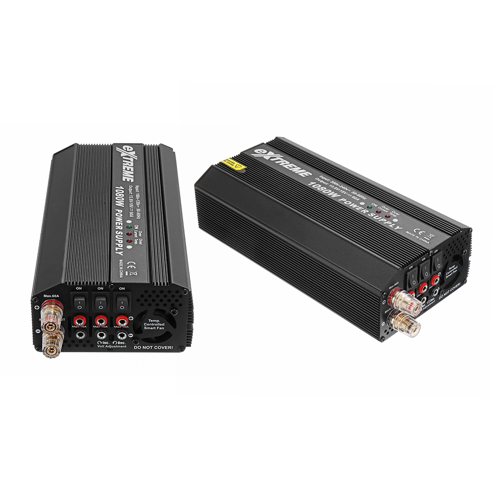 SKYRC Extreme PSU 1080W 18V 60A Power Supply Adapter For ISDT T8