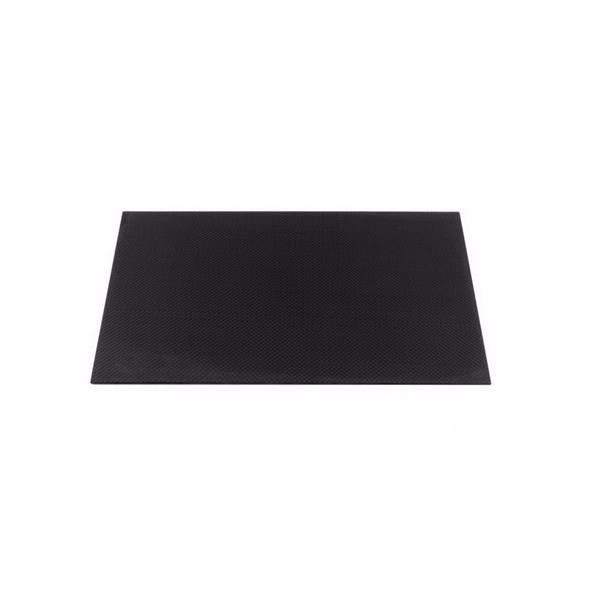 300x200x0 5mm 100% Carbon Fiber Plate Panel Sheet 3K Twill